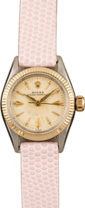 Pre-Owned Rolex Ladies Oyster Perpetual 6619