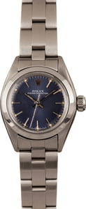 Pre-Owned Rolex Ladies Oyster Perpetual 6718