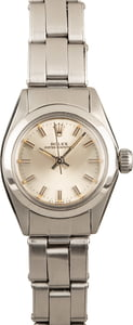 Pre-Owned Rolex Lady Oyster Perpetual 6718