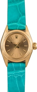 Pre Owned Rolex Ladies Oyster Perpetual 6915
