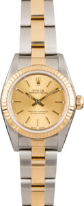 Pre Owned Ladies Rolex Oyster Perpetual 76193
