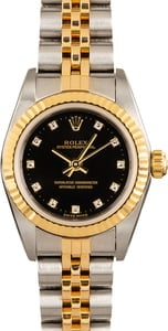 Rolex Lady Oyster Perpetual 76193 Diamond