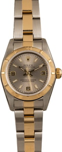 Rolex Lady Oyster Perpetual 76233 Two Tone Oyster