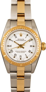 Ladies Rolex Oyster Perpetual 76243