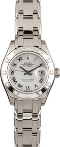 Rolex Pearlmaster 80319 Mother of Pearl Dial