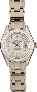 Pre-Owned Rolex Pearlmaster Masterpiece 80359