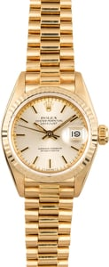 Rolex Presidential Lady-Datejust 69178