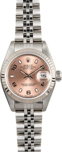 Rolex Stainless Lady-Datejust 79174 Pink