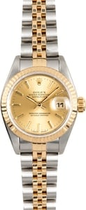 Rolex Two-Tone Ladies 26MM Datejust 69173