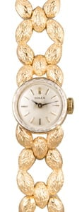 Rolex Vintage Women's Gold Watch