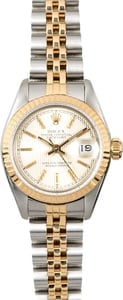 Rolex Women's Datejust 69173 Tapestry