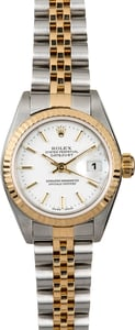 Rolex Women's Datejust 79173 White