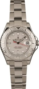 Pre-Owned Rolex Yacht-Master 168622 Mid-Size Watch