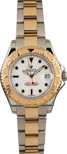 Pre Owned Rolex Yacht-Master 168623 Two Tone