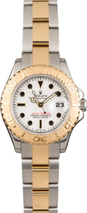 Rolex Yacht-Master 169623 White Dial Black Markers