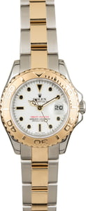 PreOwned Rolex Yacht-Master 169623 Two Tone Oyster