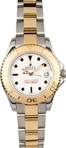 Two Tone Rolex Yacht-Master 35MM