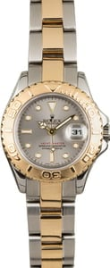 Used Rolex Yacht-Master 69623 Slate Dial