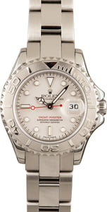 Rolex Yachtmaster Ladies 169622 stainless steel