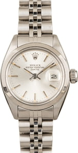 Rolex Lady-Date 6916 SS