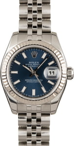Lady Rolex Datejust 179174 Jubilee