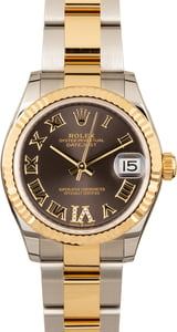 Womens Rolex Datejust 278273