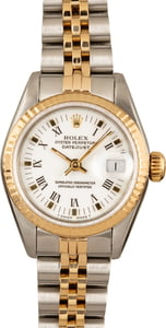 Datejust Lady Rolex 69173 Two-Tone