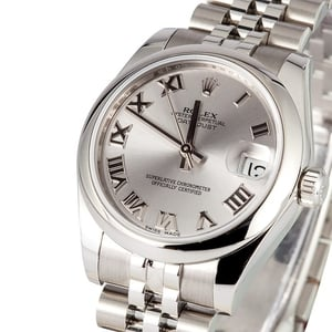 Midsize Rolex Datejust Model 178240
