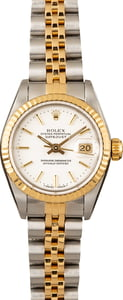 Lady Two Tone Rolex 69173