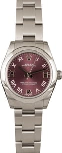 Rolex Mid-size Oyster Perpetual 177200 31MM