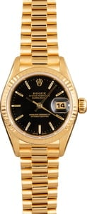 Pre-Owned Rolex Ladies President 79178