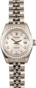 Rolex Datejust 179384 Diamond Bezel