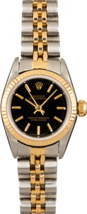 Ladies Rolex Oyster Perpetual 67193 100% Authentic