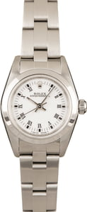 Rolex Ladies Oyster Perpetual 76080