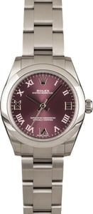 Rolex Oyster Perpetual 31 Ref. 177200