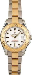 Rolex Two Tone Yacht-Master 35MM 68623