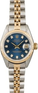 PreOwned Rolex Oyster Perpetual Datejust Model 69173