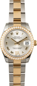 Rolex Datejust 178383 Diamond Bezel & VI