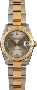 Pre Owned Rolex Datejust 78273 Midsize Watch