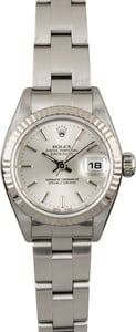 Rolex Datejust 79174 Silver Index Dial