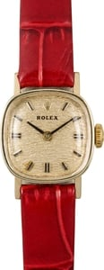Vintage Ladies Rolex Cocktail Watch 8327