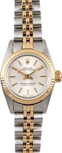 Women's Rolex Oyster Perpetual 67193