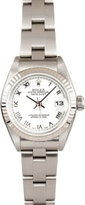 Used Ladies Rolex Oyster Perpetual DateJust 79174