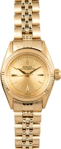Lady Rolex Oyster Perpetual 6619