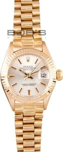 Used Rolex Ladies Date Model 6917
