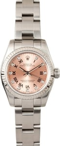 Ladies Rolex Oyster Perpetual 176234