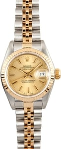 Datejust Champagne 69173 Ladies
