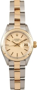 Used Ladies Rolex Date 6917