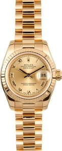 Used Rolex President 179178