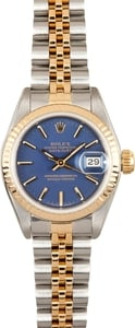 Ladies Used Rolex Oyster Perpetual Datejust 69173